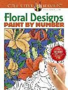 Cover-Bild zu Creative Haven Floral Design Paint by Number von Mazurkiewicz, Jessica