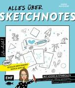 Cover-Bild zu Let's sketch! Alles über Sketchnotes - Mit Icons und Symbolen Ideen visualisieren, Alltag optimieren, Freizeit organisieren von Hoffsteter, Nadine