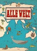 Cover-Bild zu Alle Welt von Mizielinska, Aleksandra