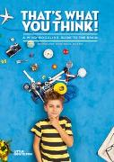 Cover-Bild zu That`s what you think (American English) von von Holleben, Jan