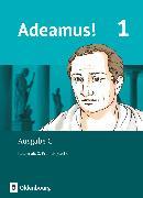 Cover-Bild zu Adeamus!, Ausgabe C - Latein als 2. Fremdsprache, Band 1, Texte, Übungen, Begleitgrammatik von Berchtold, Volker