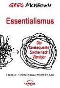 Cover-Bild zu Essentialismus (eBook) von Mckeown, Greg