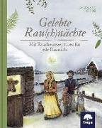 Cover-Bild zu Gelebte Rau(ch)nächte von Herzog, Annemarie