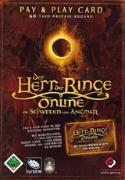 Cover-Bild zu Herr der Ringe Online: Gametime Card