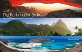 Cover-Bild zu Die Farben der Erde/Die faszinierendsten Naturlandschaften