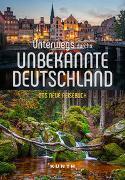 Cover-Bild zu Unterwegs im unbekannten Deutschland