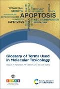 Cover-Bild zu Templeton, Douglas M: Glossary of Terms Used in Molecular Toxicology (eBook)