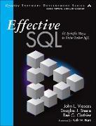 Cover-Bild zu Viescas, John: Effective SQL (eBook)