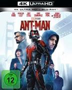 Cover-Bild zu Reed, Peyton (Reg.): Ant-Man - 4K + 2D BD