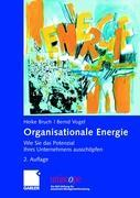 Cover-Bild zu Organisationale Energie von Bruch, Heike