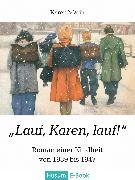 """Cover-Bild zu """"Lauf, Karen, lauf!"""" (eBook) von Marin, Karen"""