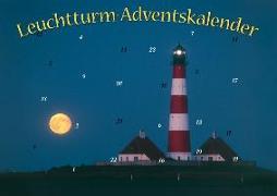 Cover-Bild zu Mit Leuchttürmen durch den Advent