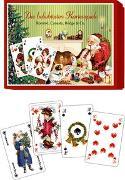 Cover-Bild zu Behr, Barbara (Illustr.): Schachtelspiel - Die beliebtesten Kartenspiele (Nostalgie)