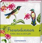Cover-Bild zu Behr, Barbara (Illustr.): Freundinnen
