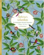 Cover-Bild zu Behr, Barbara (Illustr.): Geschenkpapier-Buch - Schöner schenken (Edition B. Behr)