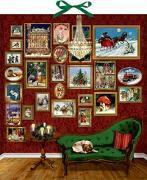 Cover-Bild zu Behr, Barbara (Illustr.): Wandkalender - Nostalgische Bildergalerie