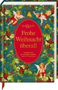 Cover-Bild zu Behr, Barbara (Illustr.): Frohe Weihnacht überall