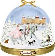 Cover-Bild zu Behr, Barbara (Illustr.): Wandkalender - Weihnachten mit Aschenbrödel