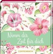 Cover-Bild zu Behr, Barbara (Illustr.): Nimm dir Zeit für dich
