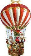 Cover-Bild zu Behr, Barbara (Illustr.): Wandkalender - Weihnachtsballon