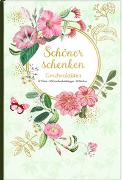 Cover-Bild zu Behr, Barbara (Illustr.): Geschenktüten-Buch - Schöner schenken (Edition Behr)