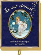 Cover-Bild zu Behr, Barbara (Illustr.): Schachtelspiel - Es war einmal ... - Märchen-Memo-Spiel