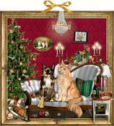 Cover-Bild zu Fielstedde, Kerstin: Zettelkalender - Die Weihnachtsverschwörung