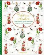Cover-Bild zu Behr, Barbara (Illustr.): Geschenkpapier-Buch - Schöner Schenken (Blumenkinder)