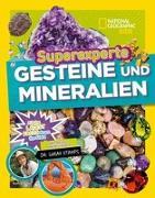Cover-Bild zu Superexperte: Gesteine und MIneralien von Strother, Ruth