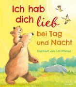 Cover-Bild zu Ich hab dich lieb bei Tag und Nacht von Warnes, Tim