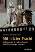 Cover-Bild zu Mit letzter Pracht (eBook) von Heck, Kilian (Hrsg.)