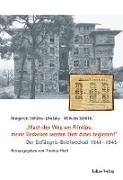 """Cover-Bild zu """"Mach den Weg um Prinkipo, meine Gedanken werden Dich dabei begleiten!"""" (eBook) von Schütte-Lihotzky, Margarete"""
