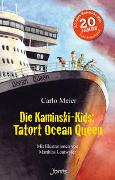 Cover-Bild zu Die Kaminski-Kids: Tatort Ocean Queen von Meier, Carlo