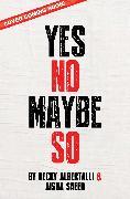 Cover-Bild zu eBook Yes No Maybe So
