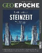 Cover-Bild zu GEO Epoche 96/2019 - Revolution in der Steinzeit (eBook) von Redaktion, GEO Epoche
