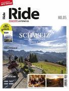 Cover-Bild zu RIDE - Motorrad unterwegs, Schweiz No.5