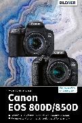 Cover-Bild zu Canon EOS 800D/850D (eBook) von Sänger, Dr. Christian