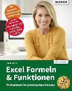 Cover-Bild zu Excel Formeln und Funktionen (eBook) von Baumeister, Inge