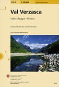 Cover-Bild zu Val Verzasca. 1:50'000