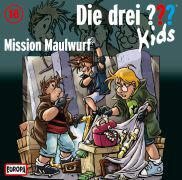 Cover-Bild zu Blanck, Ulf: Mission Maulwurf