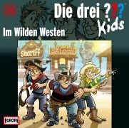 Cover-Bild zu Blanck, Ulf: Im Wilden Westen