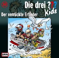 Cover-Bild zu Blanck, Ulf (Erz.): Der verrückte Erfinder