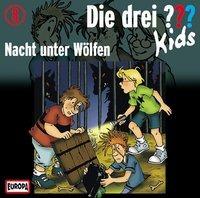 Cover-Bild zu Blanck, Ulf: Nacht unter Wölfen