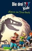 Cover-Bild zu Pfeiffer, Boris: Die drei ??? Kids 61: Alarm im Dino-Park