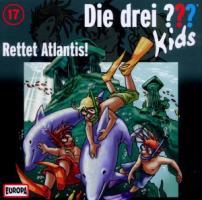 Cover-Bild zu Rettet Atlantis!