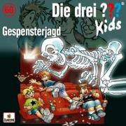 Cover-Bild zu Blanck, Ulf: Gespensterjagd