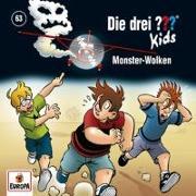 Cover-Bild zu Blanck, Ulf: Monster-Wolken
