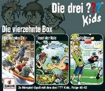 Cover-Bild zu Die drei ??? Kids 3er Box Folgen 40-42
