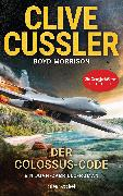 Cover-Bild zu Cussler, Clive: Der Colossus-Code (eBook)