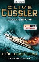 Cover-Bild zu Cussler, Clive: Höllensturm